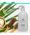 Shampoo Bio per capelli secchi e sfibrati